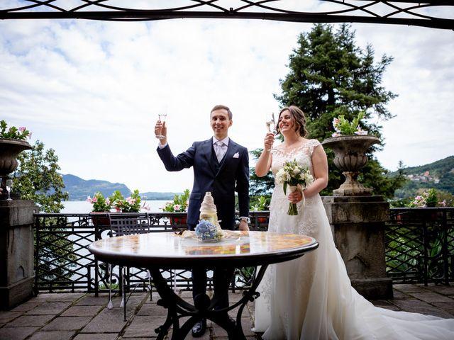 Il matrimonio di Paolo e Federica a Sarnico, Bergamo 29