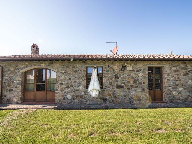 Il matrimonio di Michele e Aubrey a Lucca, Lucca 4