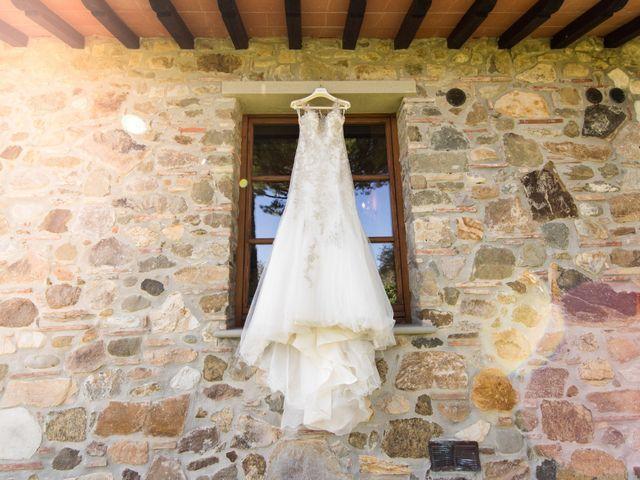 Il matrimonio di Michele e Aubrey a Lucca, Lucca 5