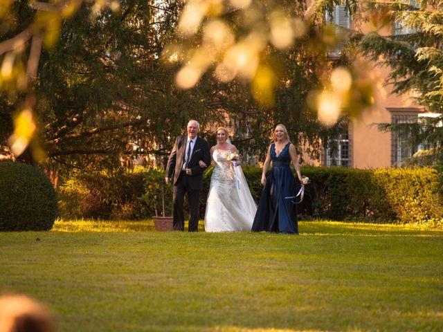Il matrimonio di Michele e Aubrey a Lucca, Lucca 20