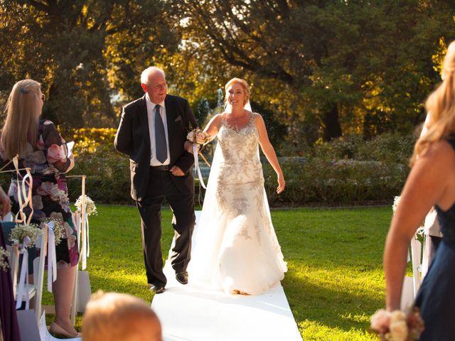 Il matrimonio di Michele e Aubrey a Lucca, Lucca 21
