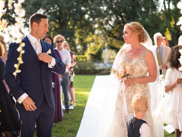 Il matrimonio di Michele e Aubrey a Lucca, Lucca 25