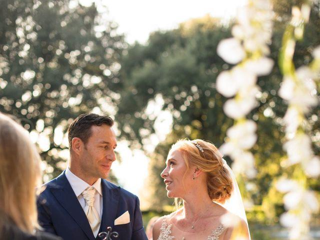 Il matrimonio di Michele e Aubrey a Lucca, Lucca 34