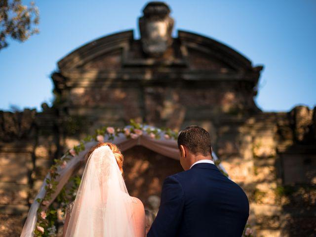 Il matrimonio di Michele e Aubrey a Lucca, Lucca 36