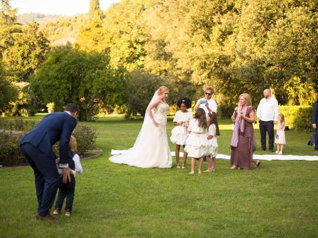 Il matrimonio di Michele e Aubrey a Lucca, Lucca 39