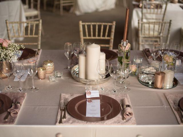 Il matrimonio di Michele e Aubrey a Lucca, Lucca 41