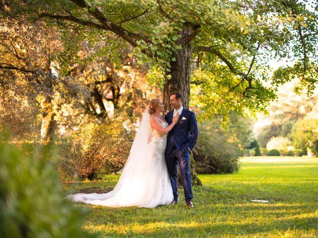 Il matrimonio di Michele e Aubrey a Lucca, Lucca 48