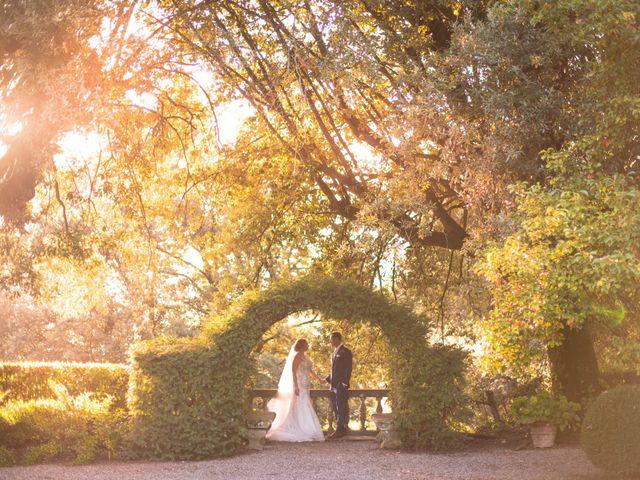 Il matrimonio di Michele e Aubrey a Lucca, Lucca 49
