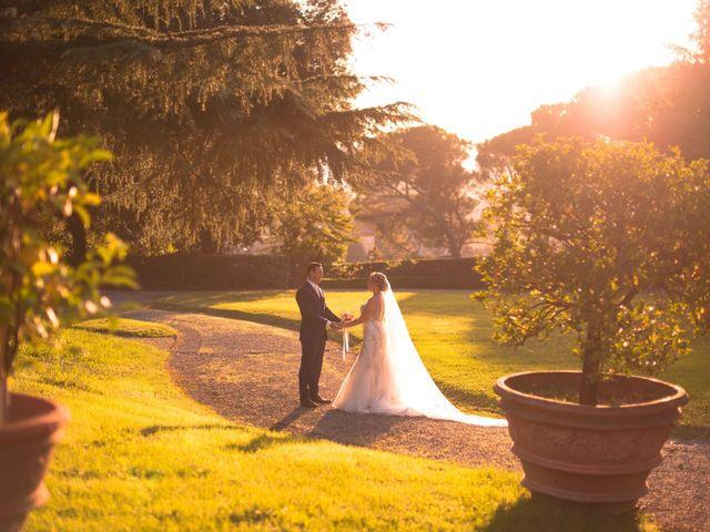Il matrimonio di Michele e Aubrey a Lucca, Lucca 51