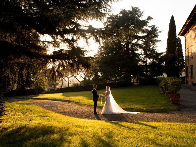 Il matrimonio di Michele e Aubrey a Lucca, Lucca 53