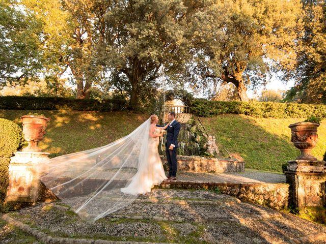 Il matrimonio di Michele e Aubrey a Lucca, Lucca 56