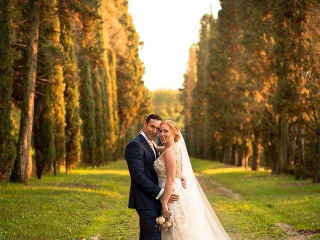 Il matrimonio di Michele e Aubrey a Lucca, Lucca 60