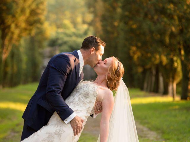 Il matrimonio di Michele e Aubrey a Lucca, Lucca 61