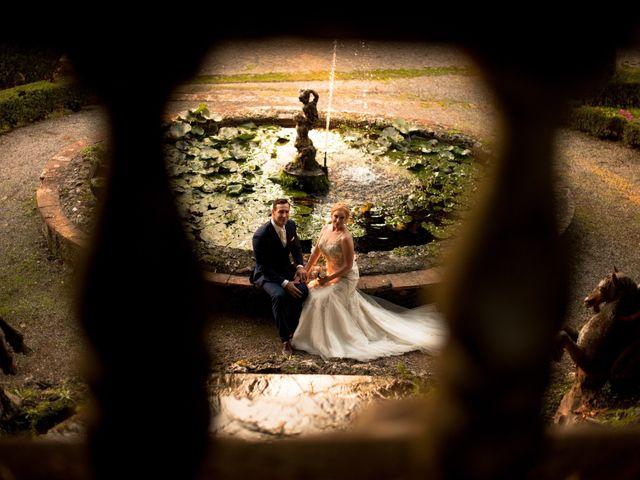 Il matrimonio di Michele e Aubrey a Lucca, Lucca 64