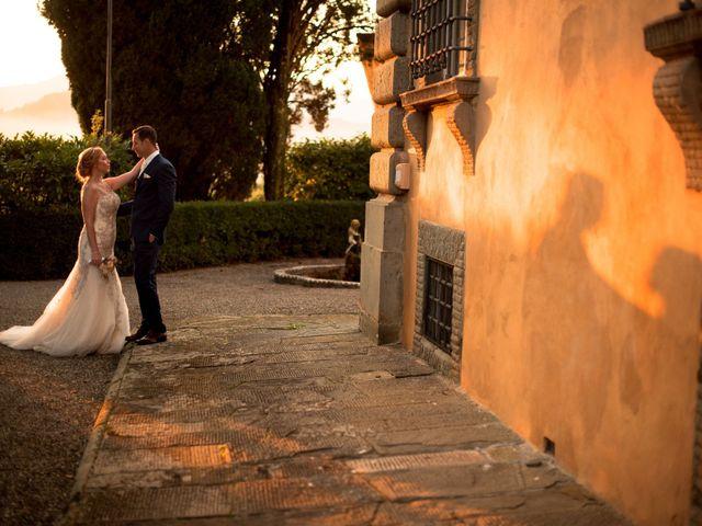 Il matrimonio di Michele e Aubrey a Lucca, Lucca 66