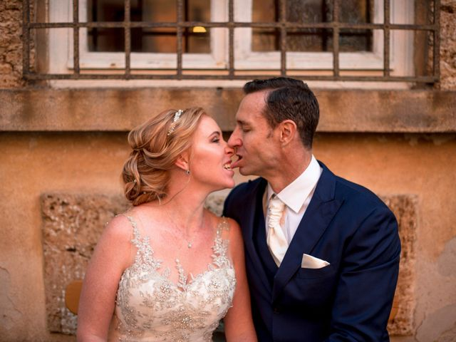 Il matrimonio di Michele e Aubrey a Lucca, Lucca 70