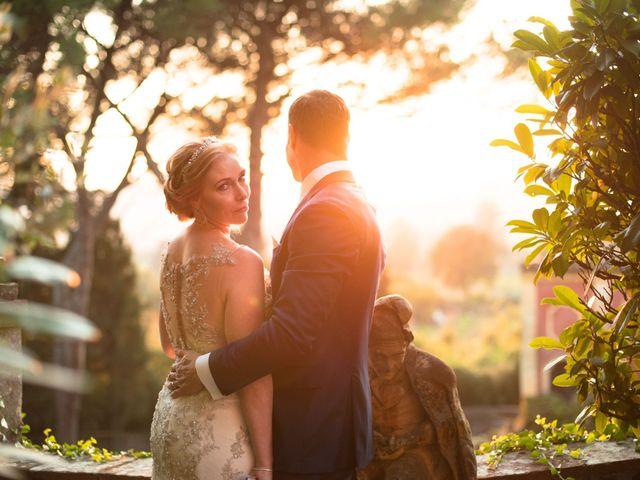 Il matrimonio di Michele e Aubrey a Lucca, Lucca 72