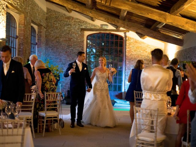 Il matrimonio di Michele e Aubrey a Lucca, Lucca 75