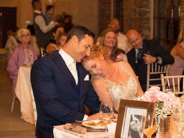 Il matrimonio di Michele e Aubrey a Lucca, Lucca 76