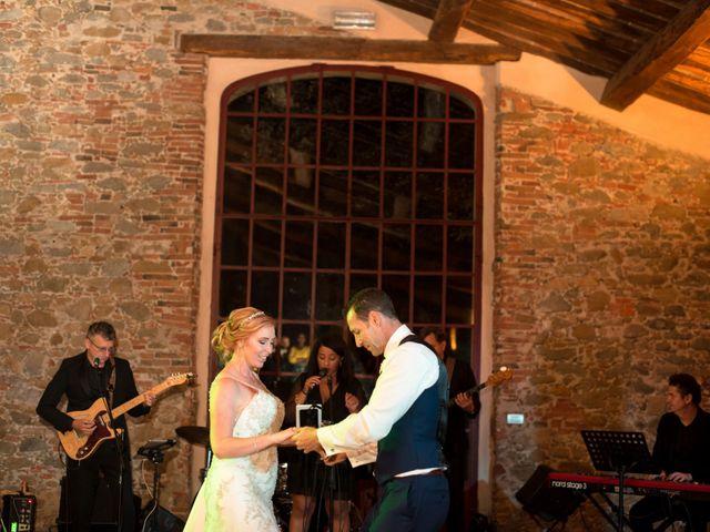 Il matrimonio di Michele e Aubrey a Lucca, Lucca 80
