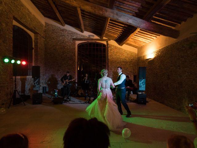 Il matrimonio di Michele e Aubrey a Lucca, Lucca 81
