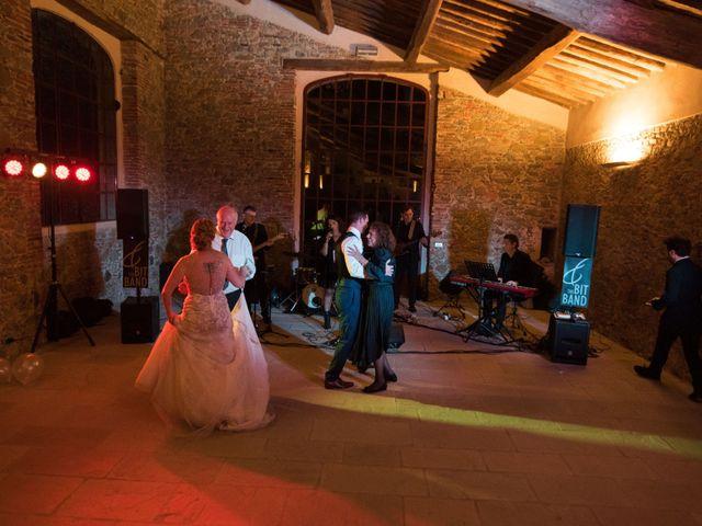 Il matrimonio di Michele e Aubrey a Lucca, Lucca 82