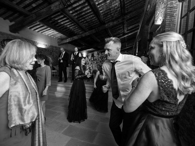 Il matrimonio di Michele e Aubrey a Lucca, Lucca 83