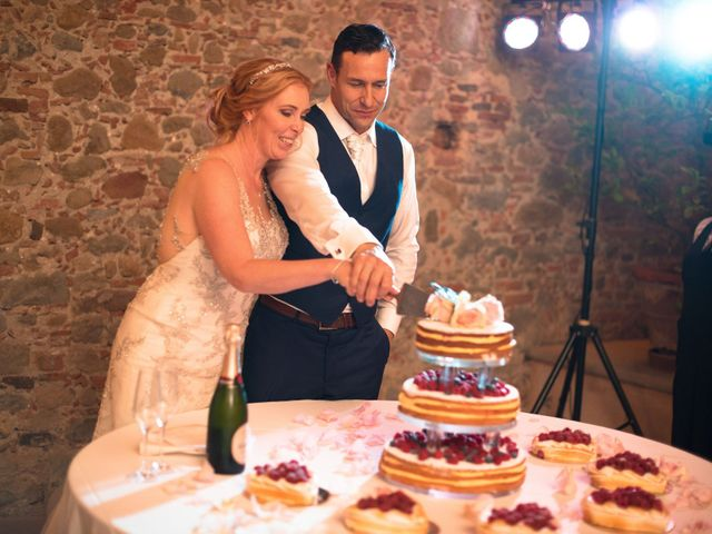 Il matrimonio di Michele e Aubrey a Lucca, Lucca 85