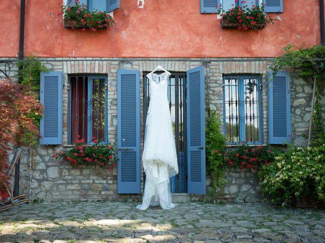 Il matrimonio di Gianluca e Fabiana a Fortunago, Pavia 4