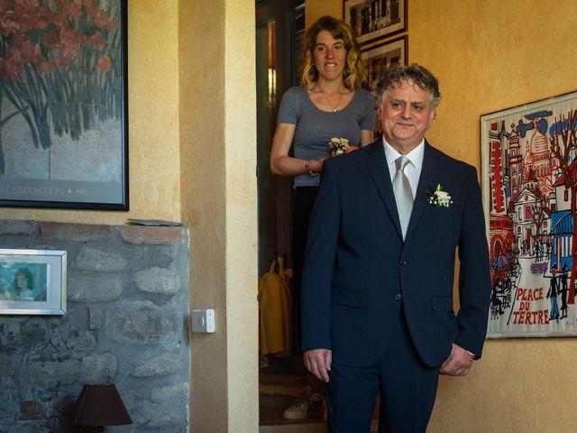 Il matrimonio di Gianluca e Fabiana a Fortunago, Pavia 12