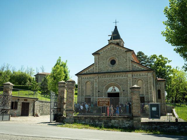 Il matrimonio di Gianluca e Fabiana a Fortunago, Pavia 18
