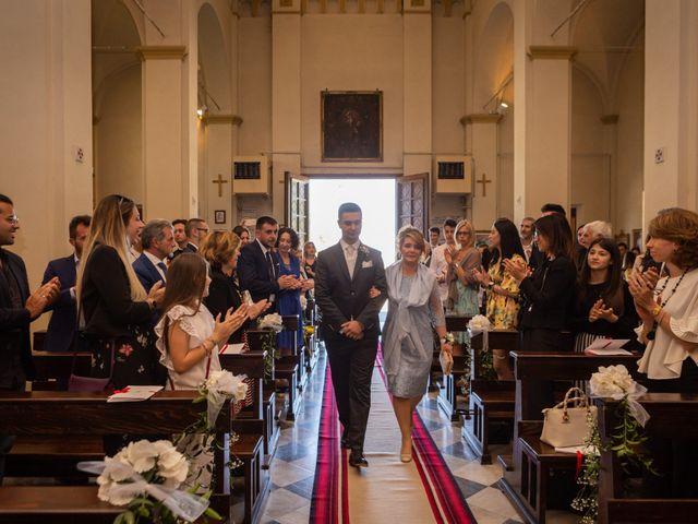 Il matrimonio di Gianluca e Fabiana a Fortunago, Pavia 19