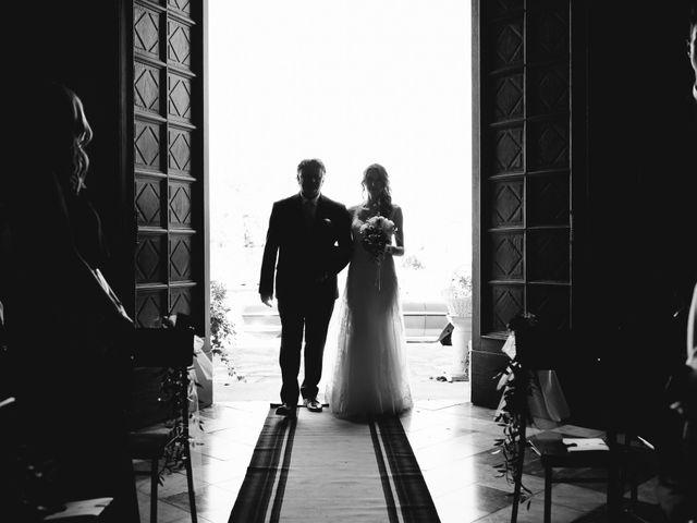 Il matrimonio di Gianluca e Fabiana a Fortunago, Pavia 20