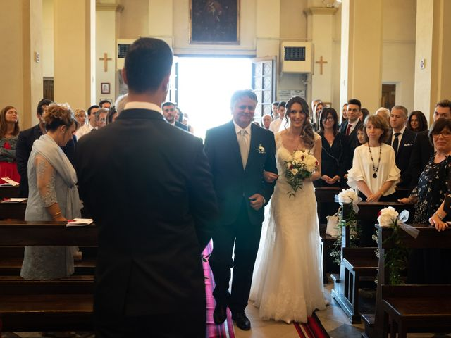 Il matrimonio di Gianluca e Fabiana a Fortunago, Pavia 21