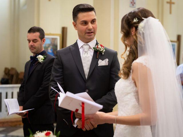 Il matrimonio di Gianluca e Fabiana a Fortunago, Pavia 22