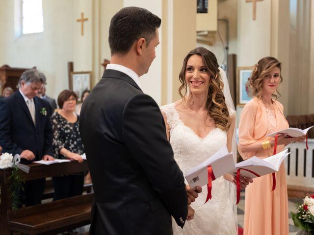 Il matrimonio di Gianluca e Fabiana a Fortunago, Pavia 23