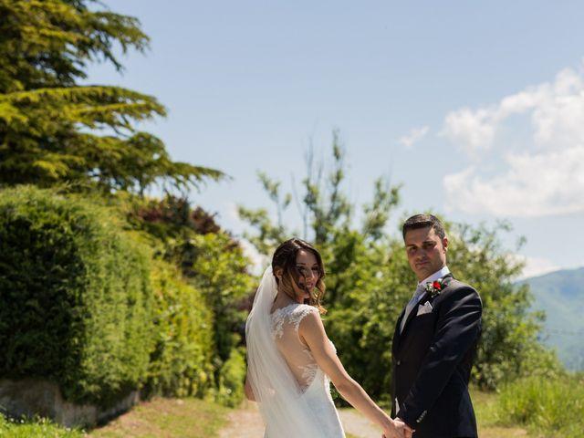 Il matrimonio di Gianluca e Fabiana a Fortunago, Pavia 28