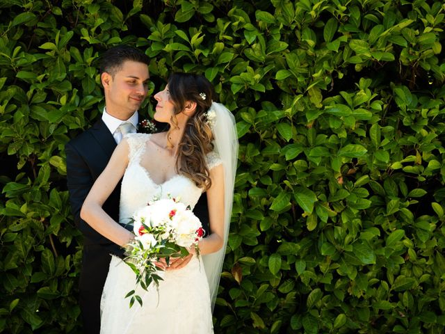 Il matrimonio di Gianluca e Fabiana a Fortunago, Pavia 30