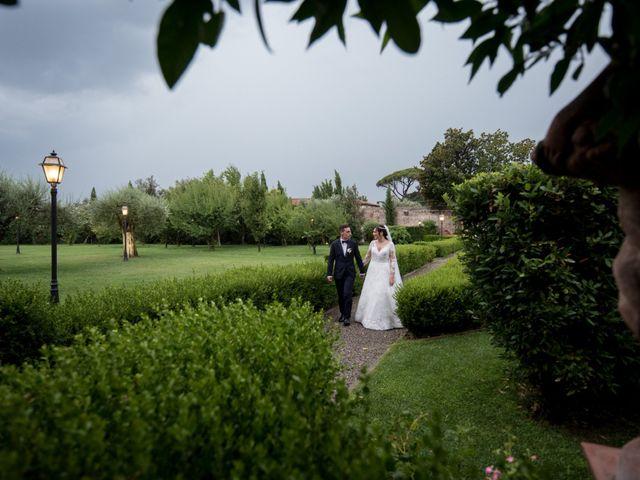 Il matrimonio di Giovanni e Cinzia a Pisa, Pisa 19