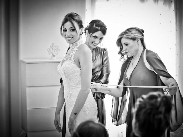 Il matrimonio di nunzia e angelo a Taranto, Taranto 9
