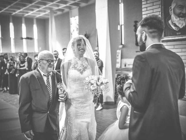 Il matrimonio di nunzia e angelo a Taranto, Taranto 17