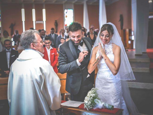 Il matrimonio di nunzia e angelo a Taranto, Taranto 19