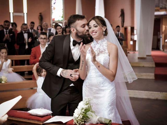 Il matrimonio di nunzia e angelo a Taranto, Taranto 24