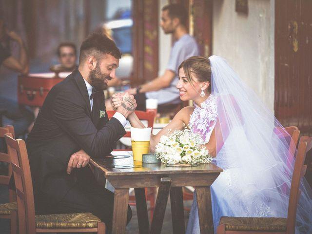 Il matrimonio di nunzia e angelo a Taranto, Taranto 32