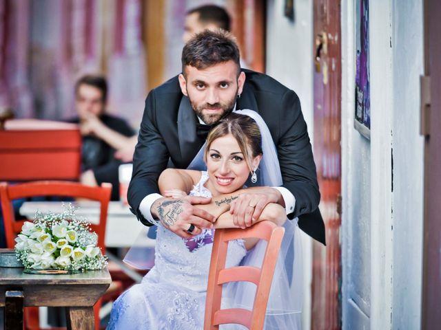 Il matrimonio di nunzia e angelo a Taranto, Taranto 35
