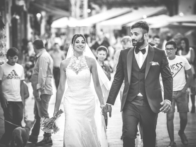 Il matrimonio di nunzia e angelo a Taranto, Taranto 36