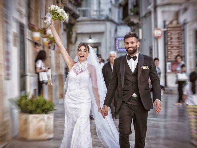 Il matrimonio di nunzia e angelo a Taranto, Taranto 38
