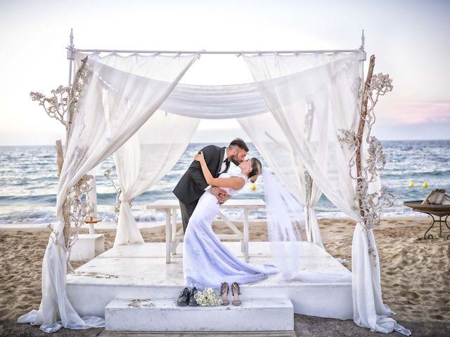 Il matrimonio di nunzia e angelo a Taranto, Taranto 41