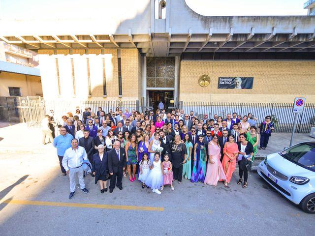 Il matrimonio di nunzia e angelo a Taranto, Taranto 81