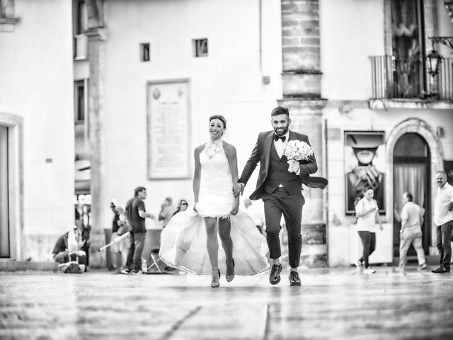 Il matrimonio di nunzia e angelo a Taranto, Taranto 82